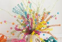party decoration, games, food ideas