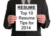 Resume Tips / How to create killer resume? Follow our board!