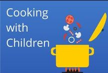 Cooking with children / Have some fun with the children in the kitchen. Easy and tasty recipes for the children to make.