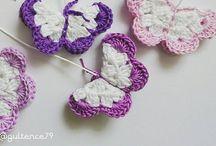 el crochet me gusta / inspiracion / by Nuvia Kari