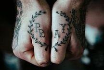 tattoo art & history / by Marilyn Custer