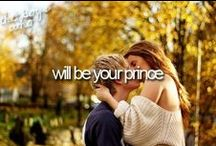 he could be the one....