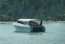 Siriwhite / CP Laem Sok Group / Impression of Siriwhite Speedboat / C.P. Laem Sok Group @ Koh Kood (Thailand)