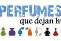 Perfumes que dejan huella / Tiendas Agatha te presenta una selección de perfumes exquisitos que se adaptan a la perfección a la piel  proporcionando la mayor fijación.
