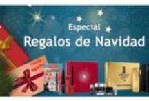 ¡Navidad! / Todo lo que necesitas para regalar a tus seres queridos: estuches y cofres de perfume de hombre y de mujer,  estuches de cosmética y  maquillaje  y más en nuestra tienda online. Adelántate y adquiere el regalo perfecto de reyes.