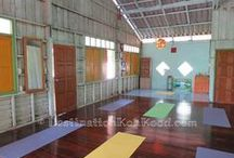 Shivoham Yoga Center / Impression of Shivoham Yoga Center @ Koh Kood (Thailand)