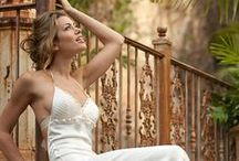 Brides & Bridesmaids / Island Importer Bridal Gowns and Bridesmaids Dresses are perfect for destination weddings!  Choose from our selection of silk, rayon, and jersey, beach bridesmaid wedding dresses. We'll custom make them to your measurements and color scheme.