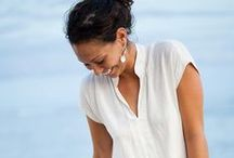 Women's Vacation Outfit's / Island Importer know's that vacation's are often the hardest occasions to plan outfits for!  Our collection of natural fiber, island-style, cotton and linen pants, shirts, skirts, tunics and sandals are perfect for any beach vacation, and we want to show you inspiring ways to wear them!