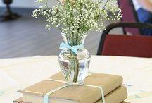 Flores y decoracion reuniones