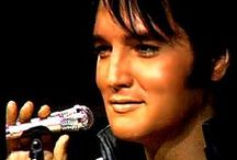 """ELVIS """"TCB"""" / He is by far the most handsome man I have ever seen in person, and that beautiful voice!!!!  / by Sandy"""