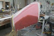 Custom jobs by BYD / Custom design work by Bedard Yacht Design