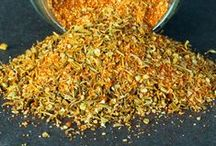 Seasonings, sauces, marinades, butters and more