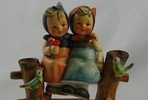 Hummel figurines / Hummel figurines