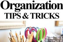 Home Organization | / Genius is born-not paid.