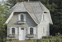 domečky - houses