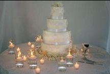 Wedding Cake Ideas / www.lilyandtherose.com