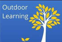 Outdoor learning / Opportunities for children to experience outdoor activities for learning and development.