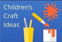 Children's craft / Children's craft ideas for teachers and parents.