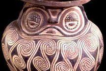 архаическая керамика