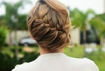 włosy - pomoc / upięcia