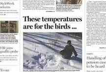 Fabulous Providence Journal pages