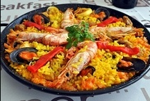 Spanish Food Recipes / Collaborative board with the best Spanish food and Tapas recipes!    If you want an invite send us your Pinterest Profile/User Name here http://www.thespanishcuisine.com/contact-us or contact us via Twitter @Spanish_Recipes Feel free to invite friends.  Please not more than 5 pins per day!