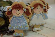 Cookies: Clothes, dolls..