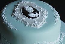 Cakes fondant