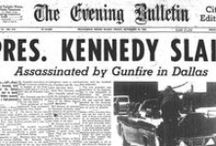JFK50 / Next month marks the 50th anniversary of the assassination of President John F. Kennedy. For many people, it was a moment they will never forget, and these photos are part of the memories.