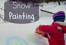Kids: Winter Fun / Fun activities to keep your kids busy and having fun this winter