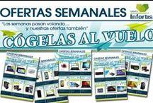 Ofertas Semanales / ¡Descubre las Ofertas Semanales de INFORTISA!