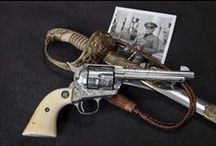 Antique and Historically Important Firearms / Firearm highlights from auctions past and present.