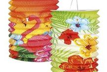 Summer Favourites 2016 / Our summer favourites collection, including Hawaiian, seaside, nautical and pirate themes.