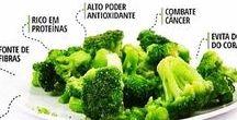 Saúde / Dicas de alimentação e exercícios