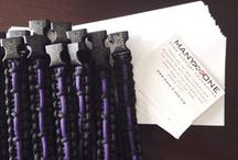 Para Cord Bracelets / We raise money with these items for PTSD Awareness: http://many-2-one.org/bracelets/
