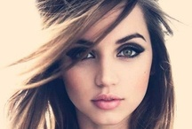 Hair and Make-Up / Pretty hair and lovely make up. Great ideas and tips