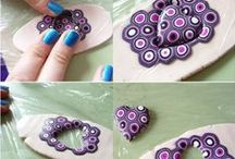 Fimo / polymer clay / fimo, polymer, clay