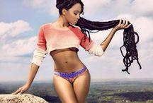 Natural Hair / Celebrating Natural Hair and Hairstyles  / by Alicia Allums-Vaca