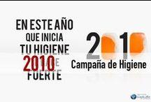 Campaña de Higiene 2010 / La primera campaña de higiene del Instituto Carlos Slim de la Salud fue en el 2010, este 2013 estamos lanzando la octava campaña ¡y vamos por más!