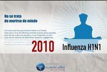 Influenza H1N1 / Campaña para prevenir la enfermedad