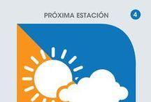 Campaña Temporada de Calor 2013 / El concepto rector de esta campaña se basa en la señalización del METRO, en donde cada estación representa alguna acción que nos ayude a prevenir enfermedades durante la temporada o estación de calor.