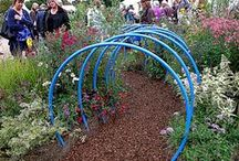 Repurposed Hoops / Hoops used in a different way than you would expect!