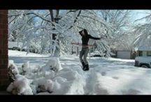 Seasonal Hooping / Hooping for the seasons! Current: Winter