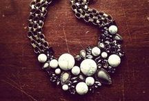 Cool + Contemporary Jewels / Every funky female needs a few modern pieces that make a statement.