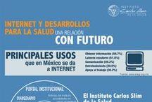 Infografías / Contenido desarrollado por el Instituto Carlos Slim de la Salud con temas de interés de la población