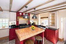 In the kitchen / Kitchen design ideas