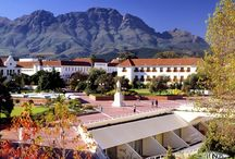 Stellenbosch Universiteit <3