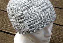 Crochet - Hats / crocheted hats / by Deb Auliff