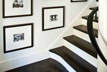 Hall, stairs and landings
