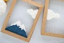 Ideas with Wool / Hobby, handmande, DIY ideas using wool